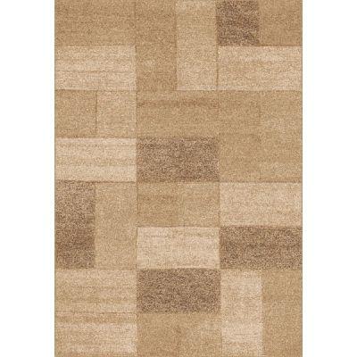 alfombra moderna de heatset modelo delta 1035 color beig 02 - Alfombra Moderna