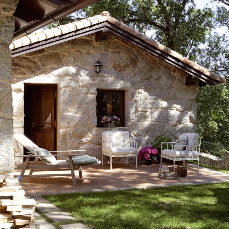 Las 10 mejores casas de campo patios terrazas plantas - Casa diez decoracion ...