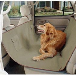 Solvit Products Hammock Style Seat Cover for Dogs