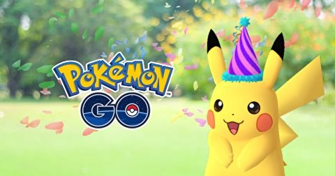 Pokémon Go Party Hat Pikachu start time for when the