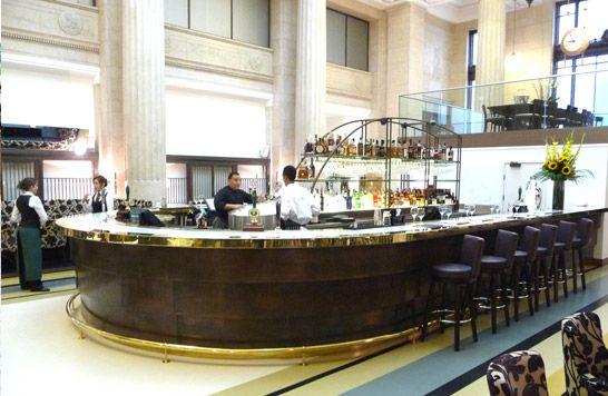 Restaurant Cafe Bar Design | Cantilever | Dispense Bars | Refrigeration, Chilled Foods