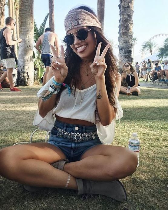35 Cute Music Festival Outfits You Need To Try #bohooutfits