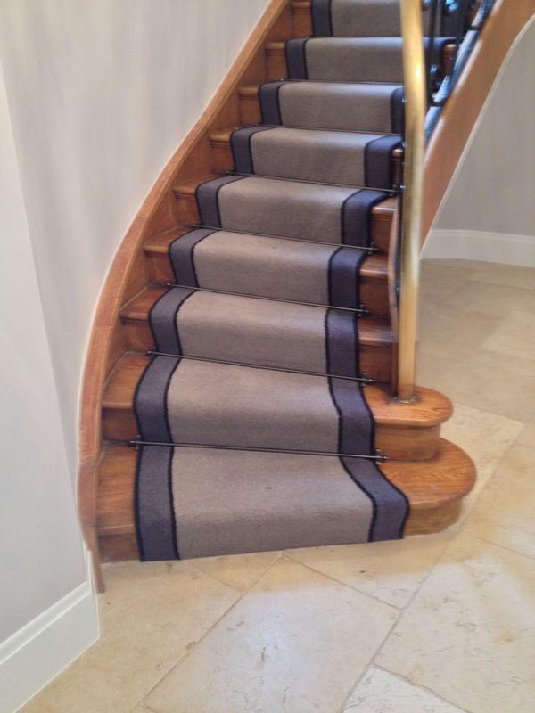image result for stair carpet runner grey edge