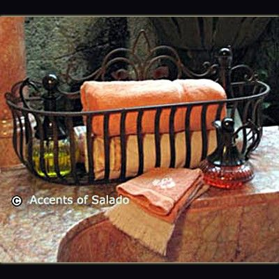 I love tuscan inspired living! So warm and secure it just says love and romance and abundance to me!