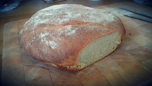 My first bread!!