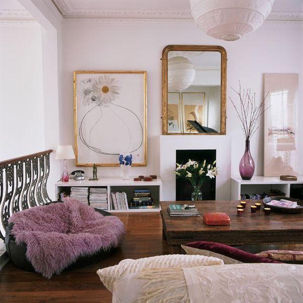 Elegant Decorating With Mauve: Ideas U0026 Inspiration Home Design Ideas
