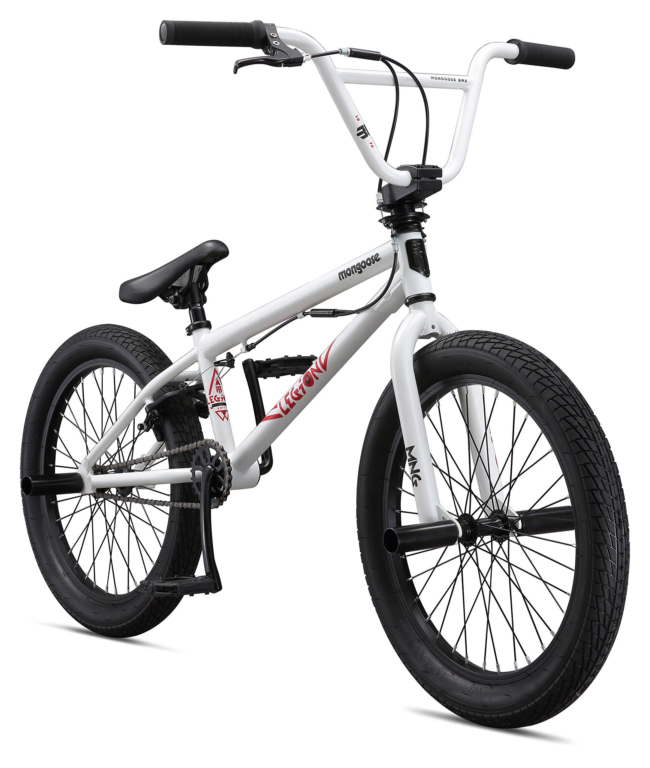328a7ab143b9 Mongoose Boys Legion L20 Bicycle White One Size/20 >>> Check out this great  product. (This is an affiliate link) #HashTag3