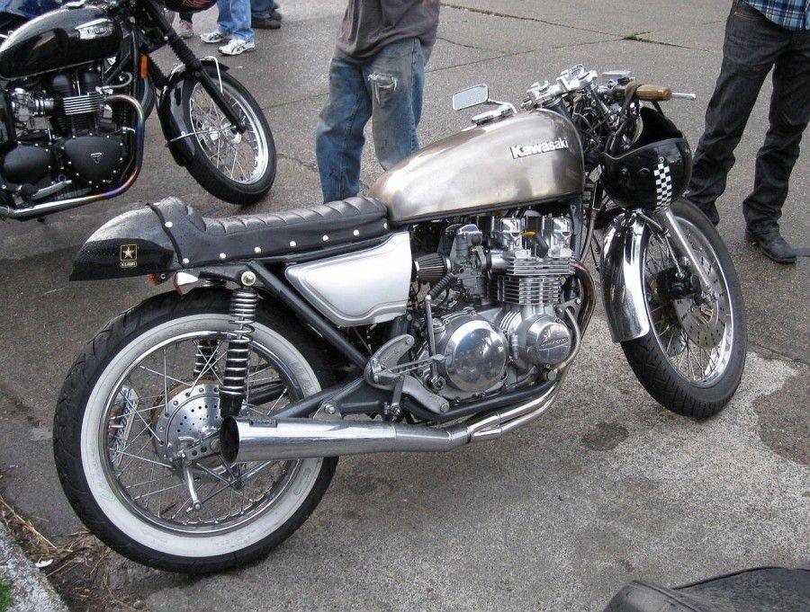Custom Kawasaki KZ 650 Cafe Racer Motorcycle