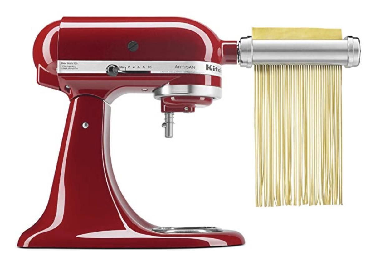 Pasta Attachment Pasta Roller Mixer Stand Mixer