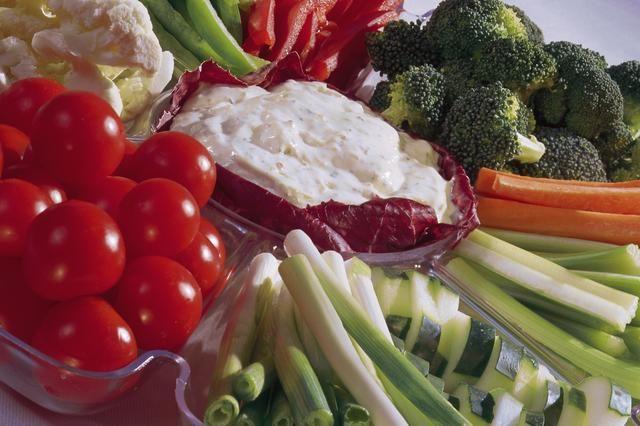 Lose weight as a raw vegan