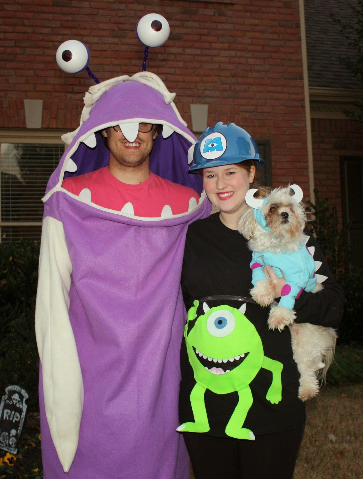 Monsters Inc Costumes Monster