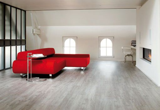 No-adhesive luxury vinyl floors are the perfect DIY flooring
