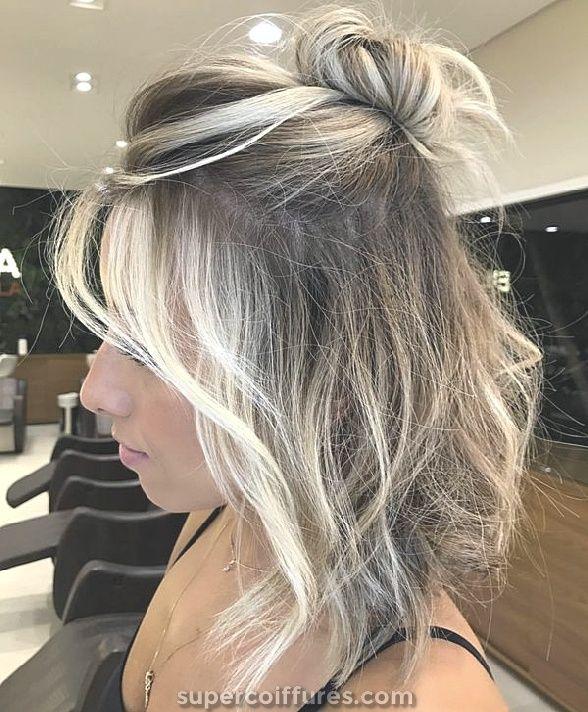 Top Incredible Updos pour cheveux moyens Coiffure courte