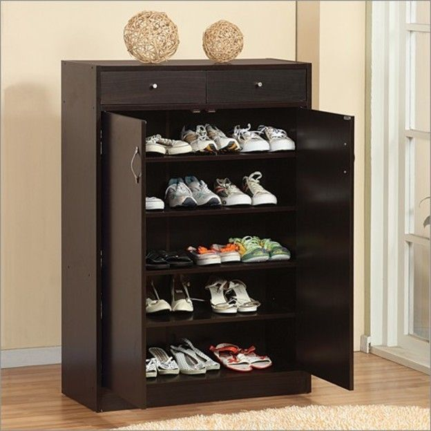 Love This Shoe Rack I Ll Have To Diy But In White My Ideal Shoe Rack Shoe Cabinet Shoe Storage Cabinet Home