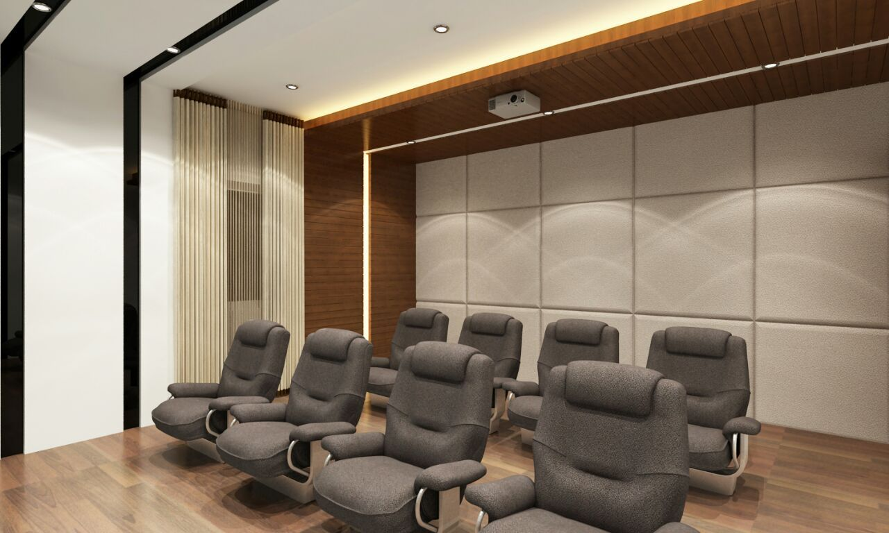 #InteriorDesign Nice Home Theater Elevation in 3D Let us know what you think about it in the comments below! If You Need Any Related Services  Please Contact : +91-040-64544555, +917995113333  Email: info@wallsasia.com www.wallsasia.com