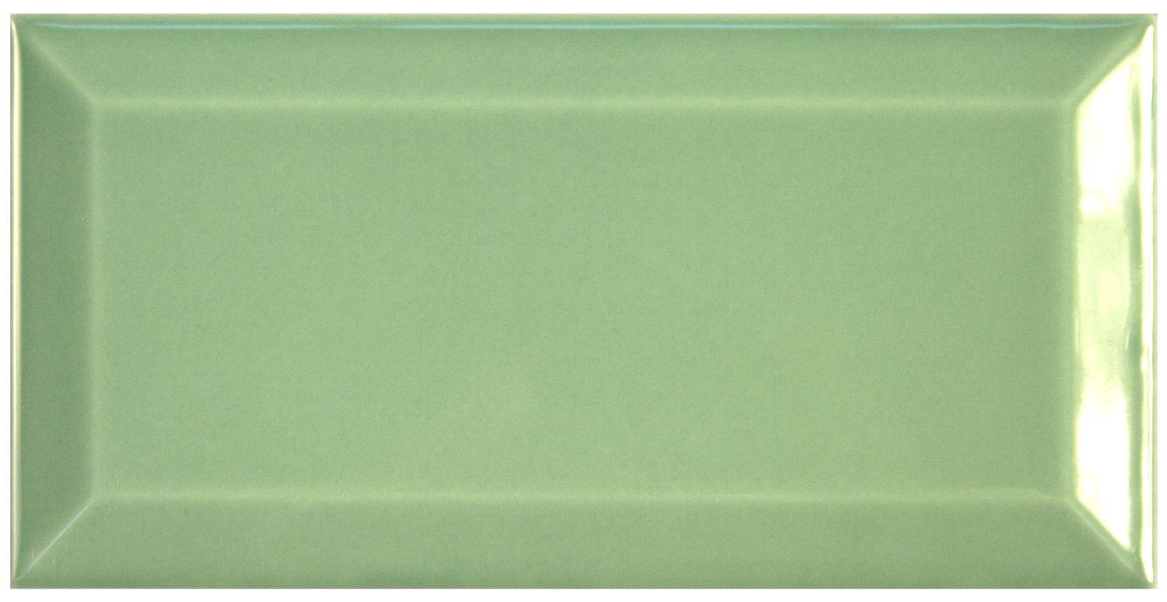 Twenga Salle De Bain ~ carrelage mural brillant vert 7 5×15 cm co0302007 vert tendre