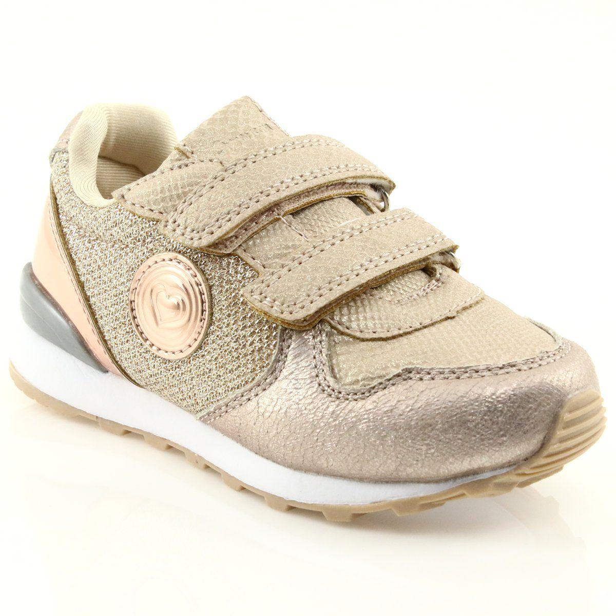 Zlote Buty Sportowe American Club Es26 Zloty Sports Shoes Sports Footwear Shoes