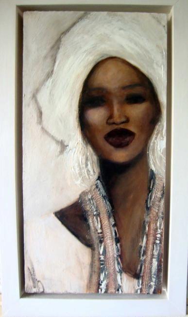 Imani By Mo Welch Maling Mennesker