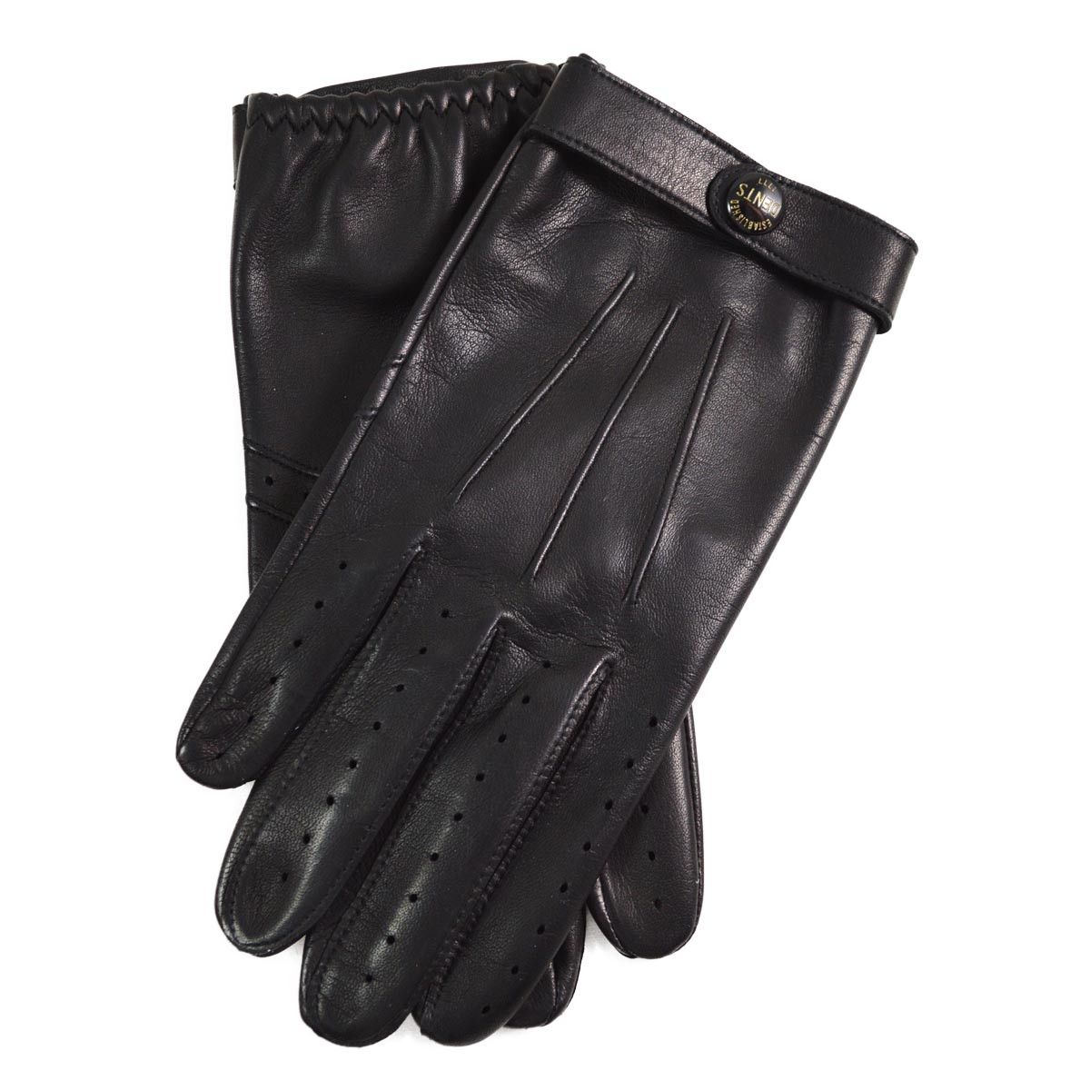 Leather driving gloves dents - Dents Fleming Bond 007 Spectre Leather Driving Gloves