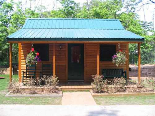 2 Room Cabin At Oak Grove Resort In Holland Rv Lots Pool