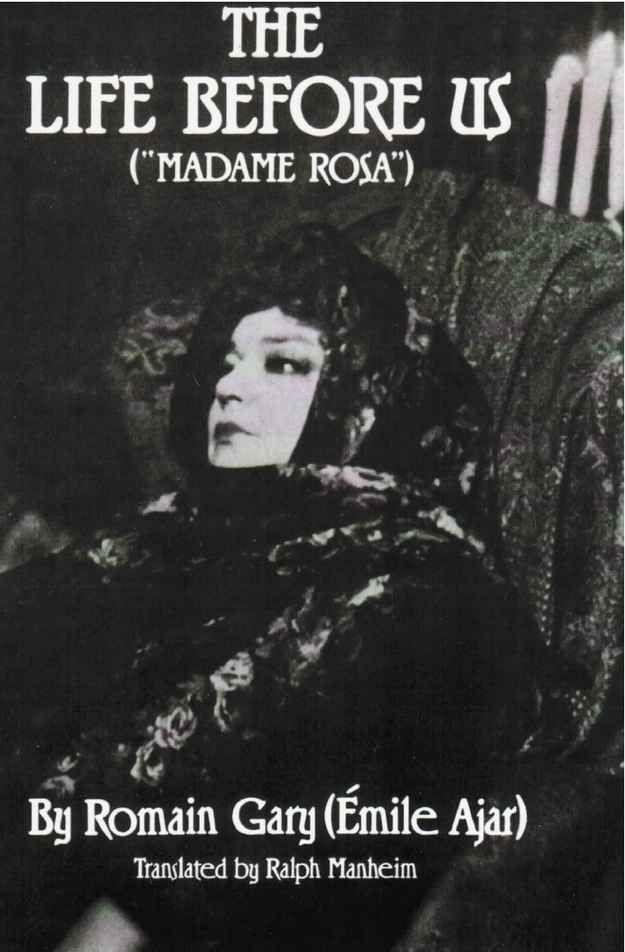 La Vie Devant Soi Film : devant, Before, Romain, (Emile, Ajar), Great, Novels,, Books,, Novels