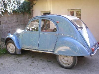 Citroen 2cv 1960 A Vendre 1 Petites Annonces Eostis 2cv Citroen 2cv Voiture