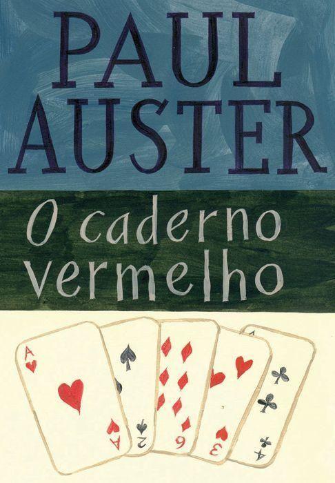 O Caderno Vermelho Paul Auster Com Imagens Livraria Cultura