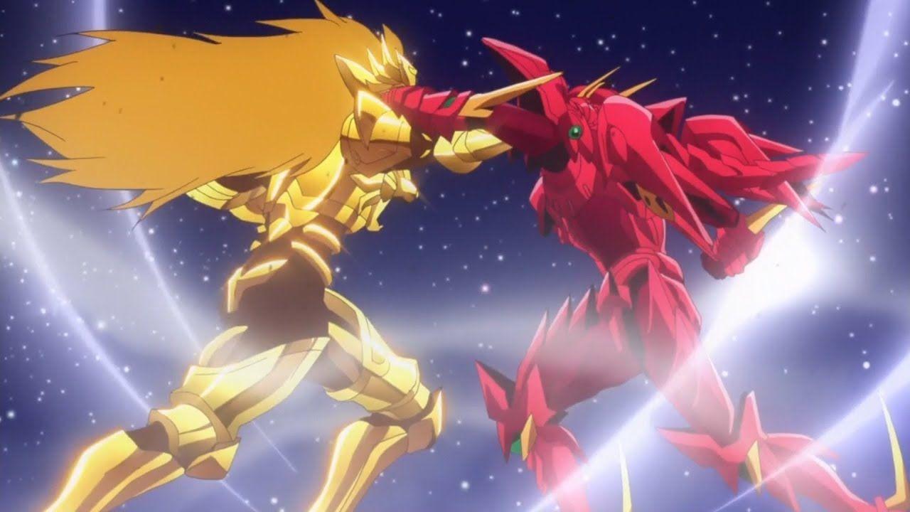 Issei Vs Sairaorg Crimson Dragon Vs Golden Lion Full Fight