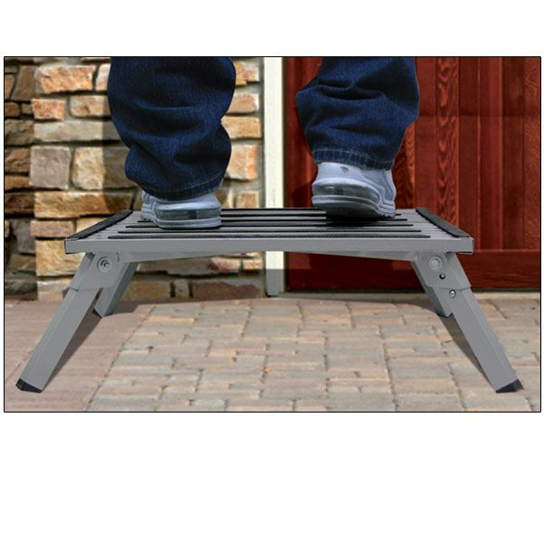Prime Extra Wide Folding Step Stool Other Maxiaids Senior Gmtry Best Dining Table And Chair Ideas Images Gmtryco