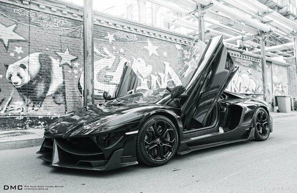 Lamborghini Aventador от DMC