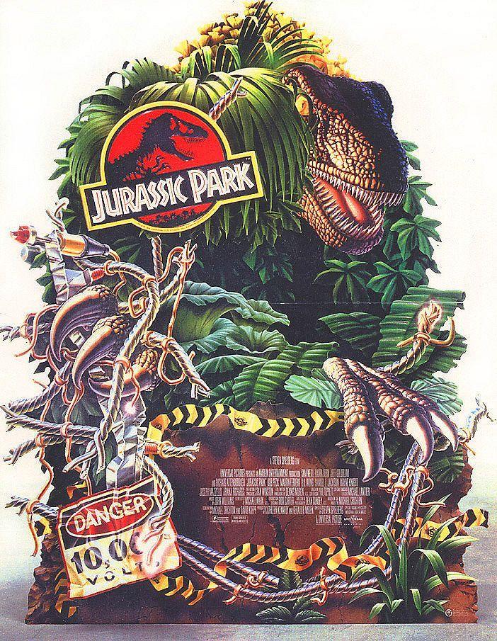 Jurassic World — jurassiraptor: Vintage Jurassic Park video store... #jurassicparkworld Jurassic World — jurassiraptor: Vintage Jurassic Park video store... #jurassicparkworld