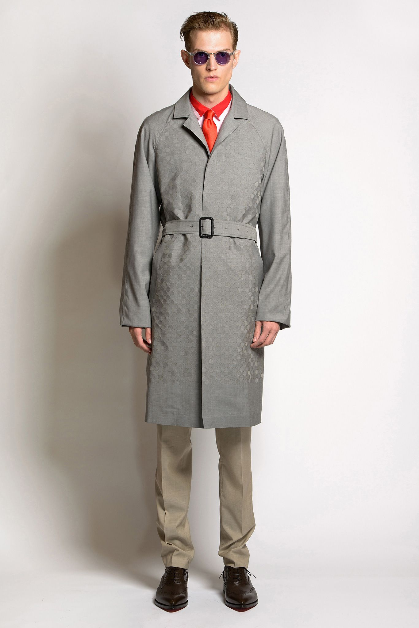 Jonathan Saunders Spring 2014 Menswear - Collection - Gallery - Style.com
