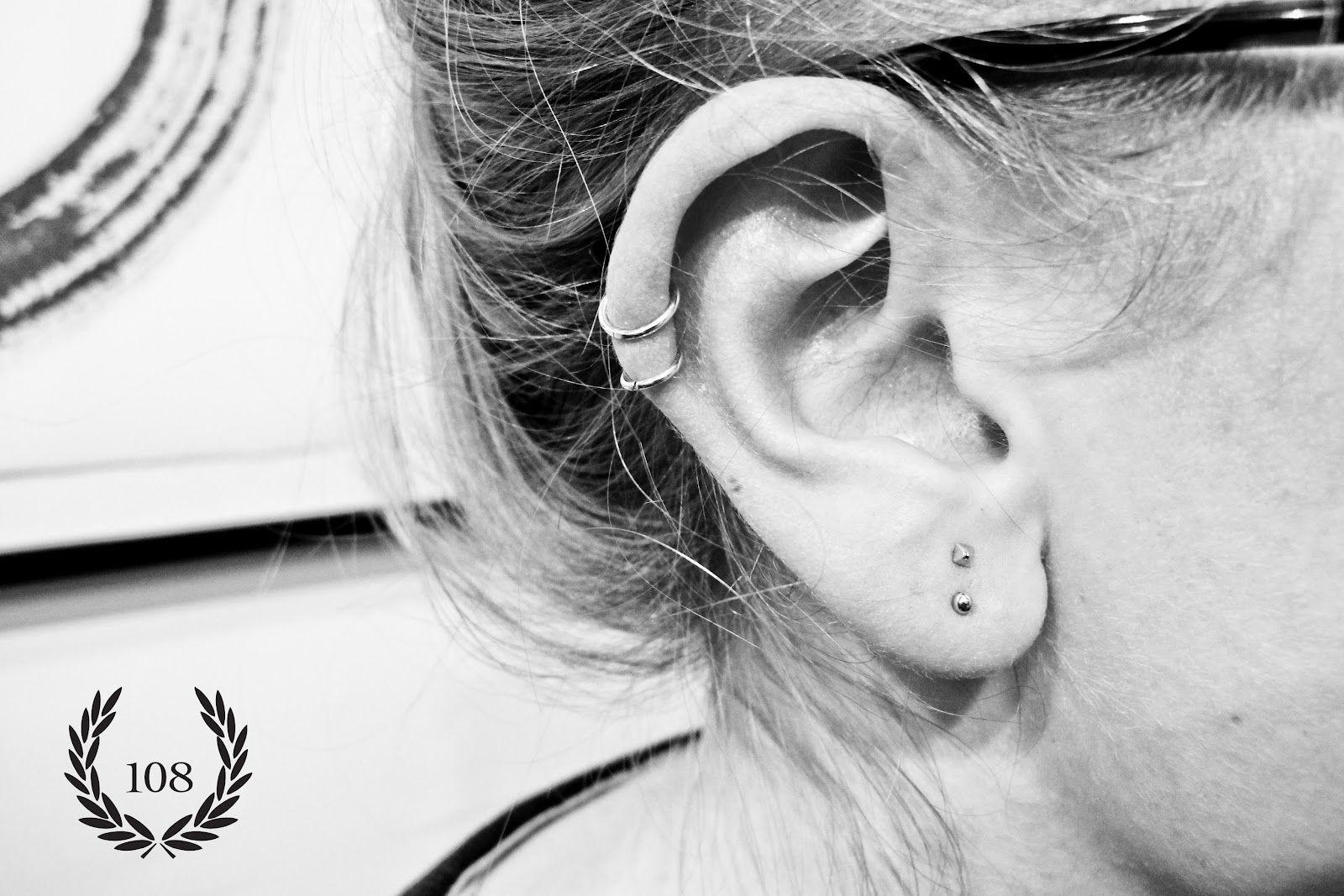 Ear lobe piercing names  joanneofg   please  Pinterest  Piercing