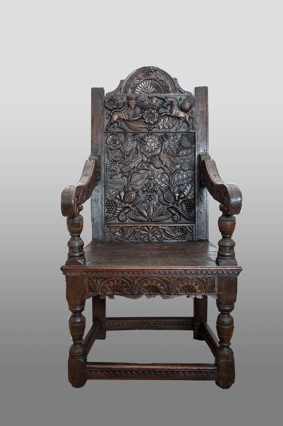 16th century armchair marhamchurch antiques seat of power pinterest eisenzeit antike. Black Bedroom Furniture Sets. Home Design Ideas