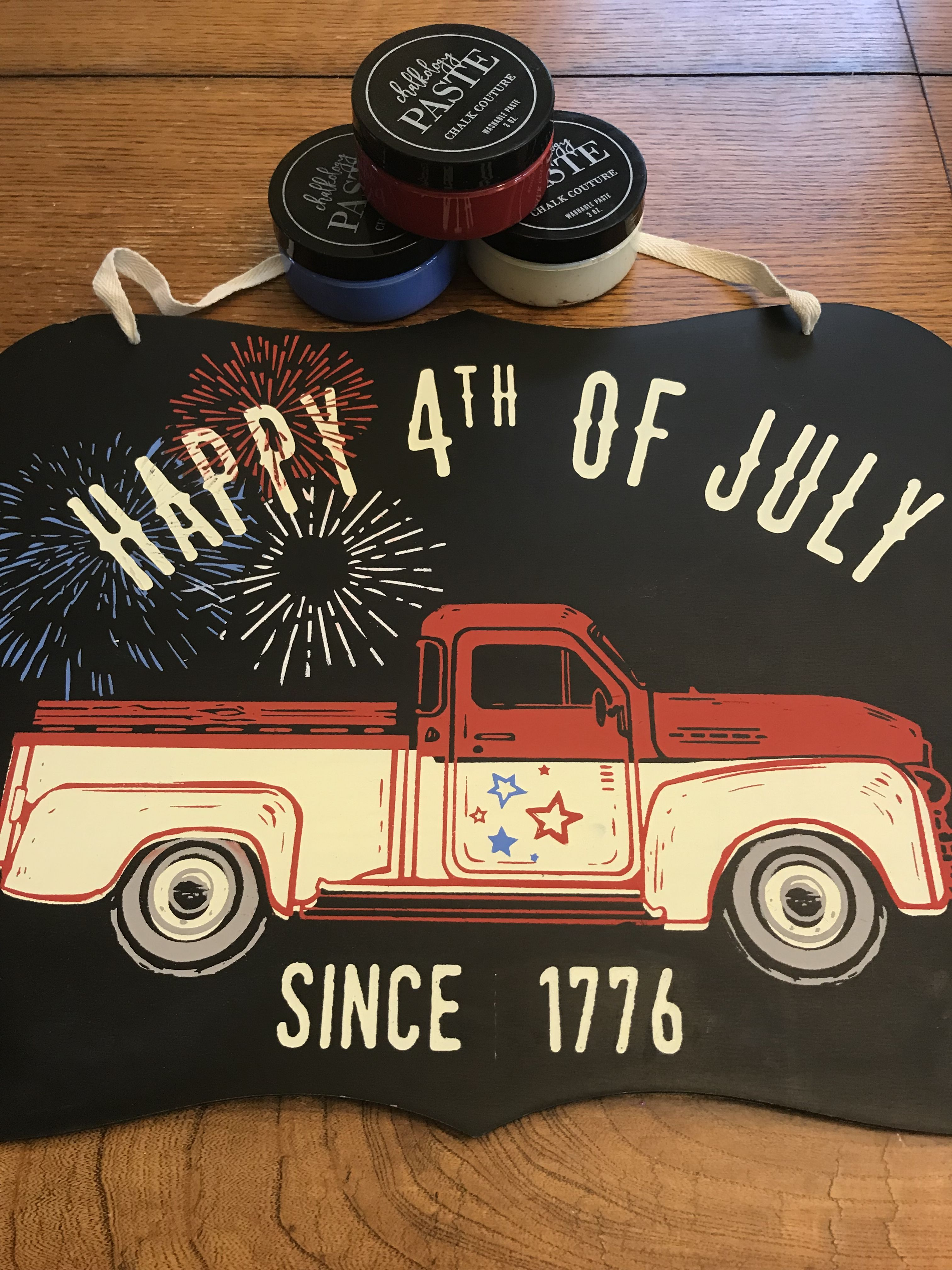 You Can Decorate Our Vintage Truck Transfer For Any Occasion Or