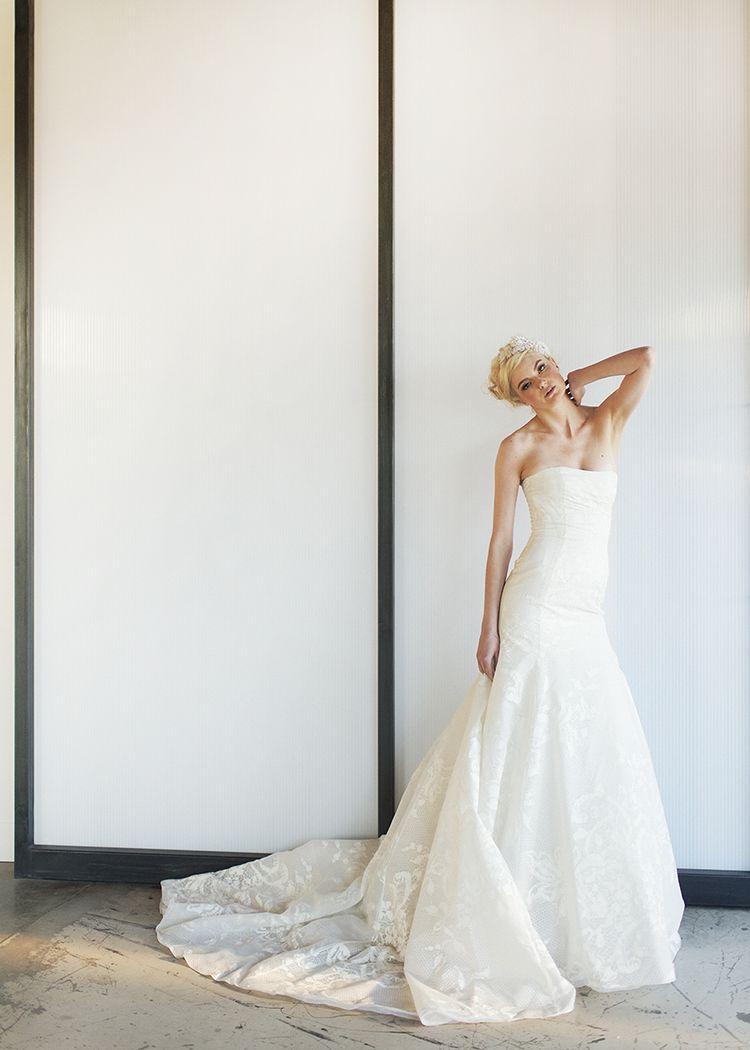 Carolina Herrera Astrid Wedding Dress Available At Anna Be Denver