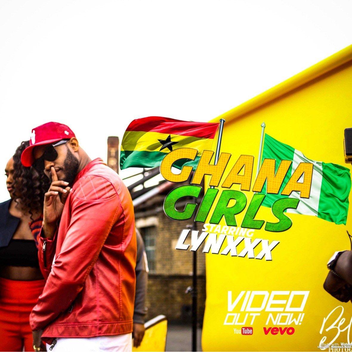 Video Lynxxx Ghana Girls Ghana, Girl, Video