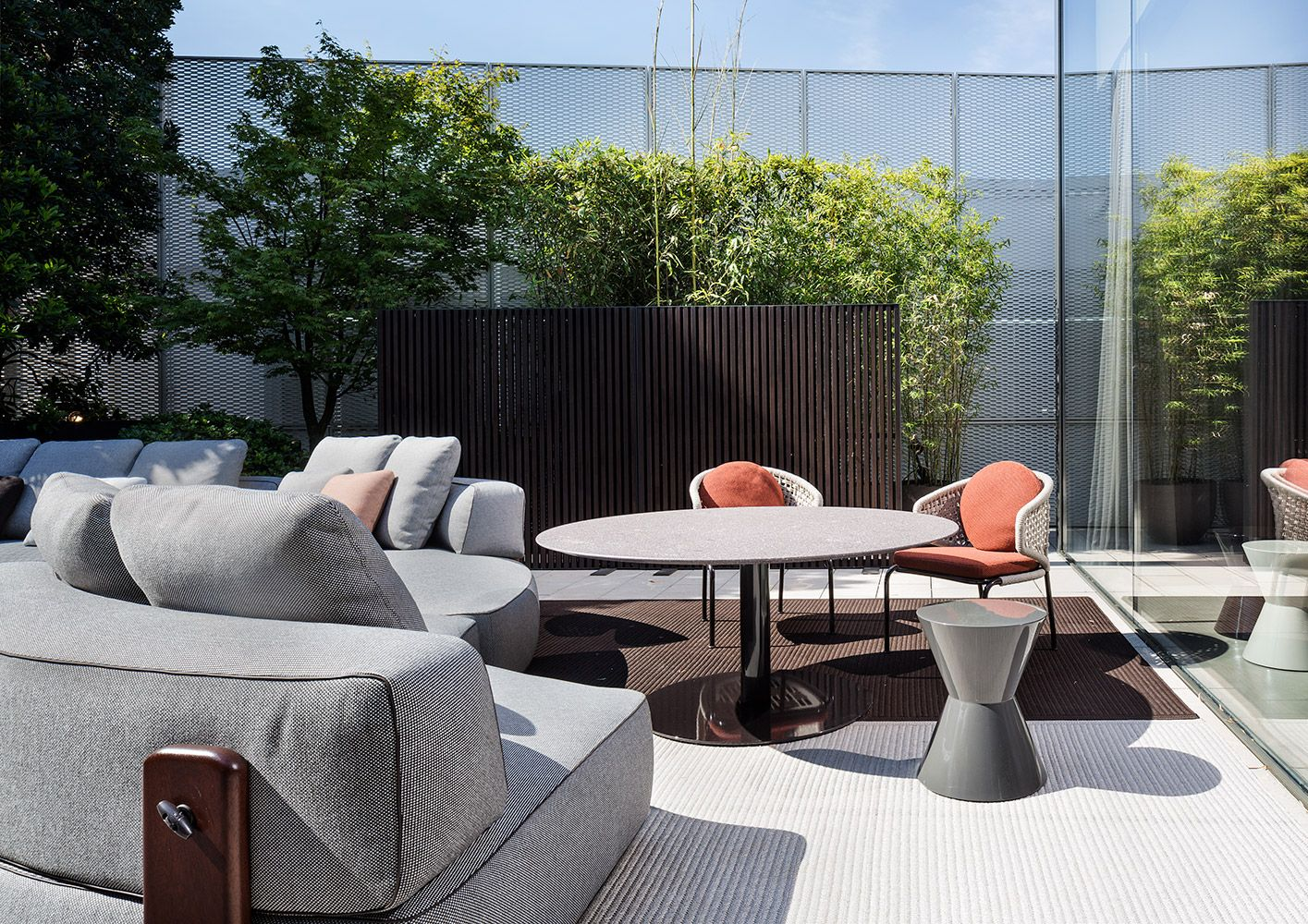 Minotti Outdoor Collection | Bellagio Lounge