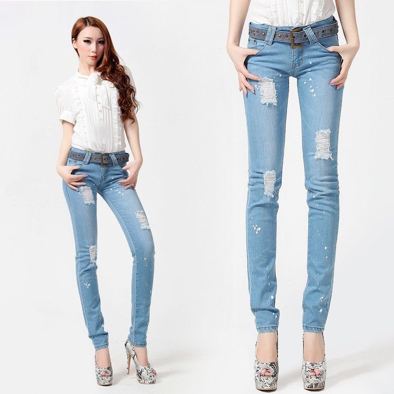 Latest Fashion Trends Skinny Jeans Trend in Pakistan7 | My Style ...