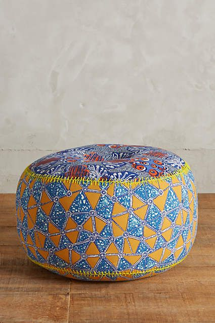 Kaneena Pouf Anthropologie Home Decor Pinterest Cosy Magnificent Anthropologie Pouf