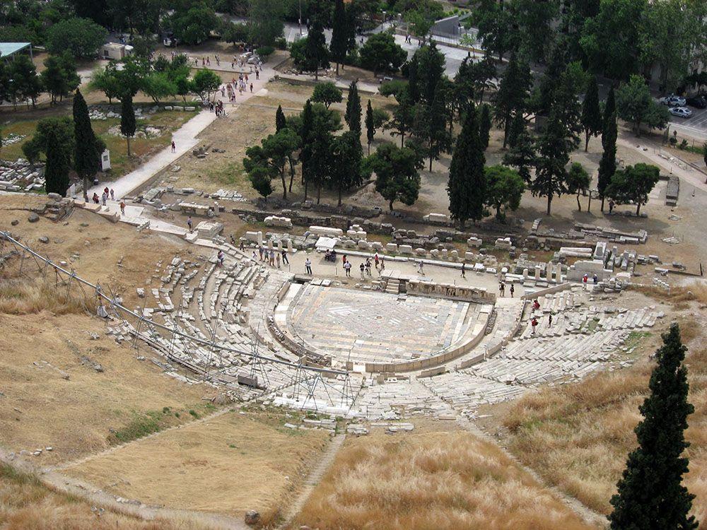 Ακρόπολη Αθηνών (Acropolis of Athens) Athens acropolis