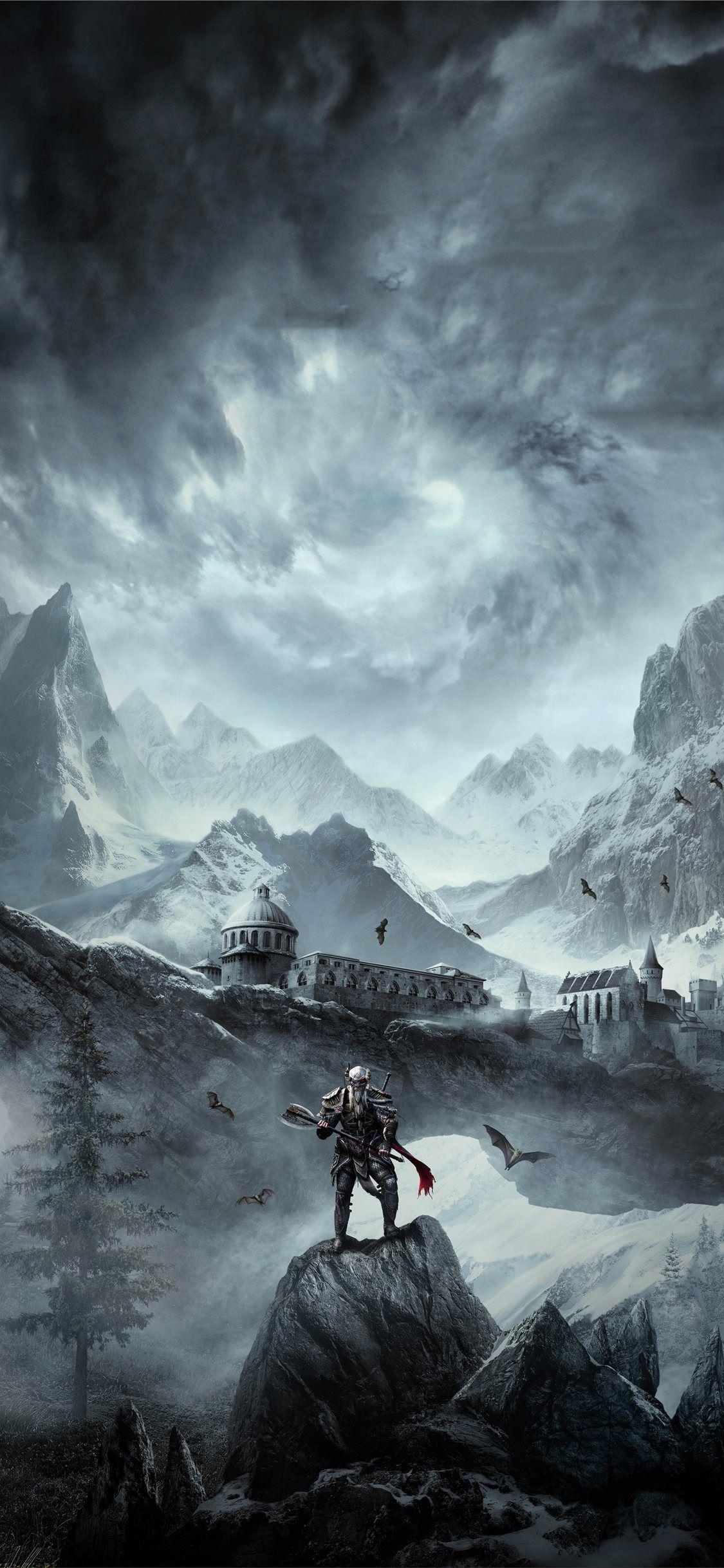 The Elder Scrolls Online Greymoor 5k Theelderscrolls 2020games Games 4k 5k Iphonexwallpaper In 2020 Elder Scrolls Online Skyrim Wallpaper Iphone Elder Scrolls