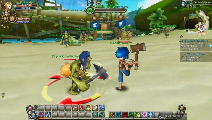 Heva Clonia Online [HCO] is a Free to play Role-Playing MMO Game