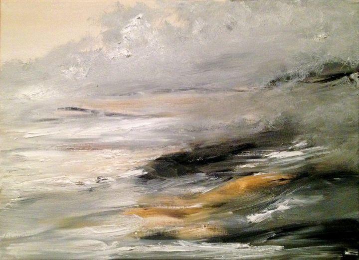 Losing Perception in the Mist - Nella Alao