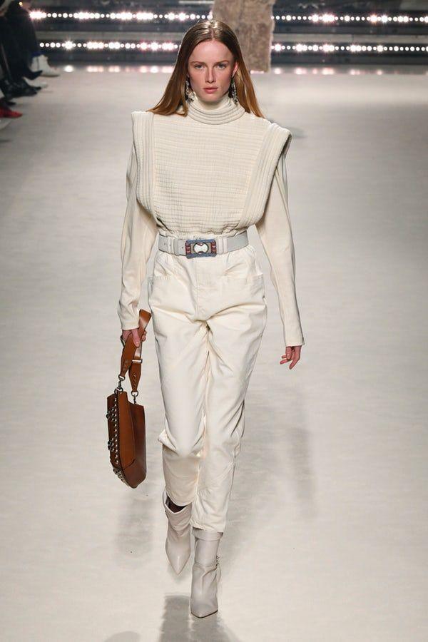 Isabel Marant   Ready-to-Wear Autumn 2020   Look 33