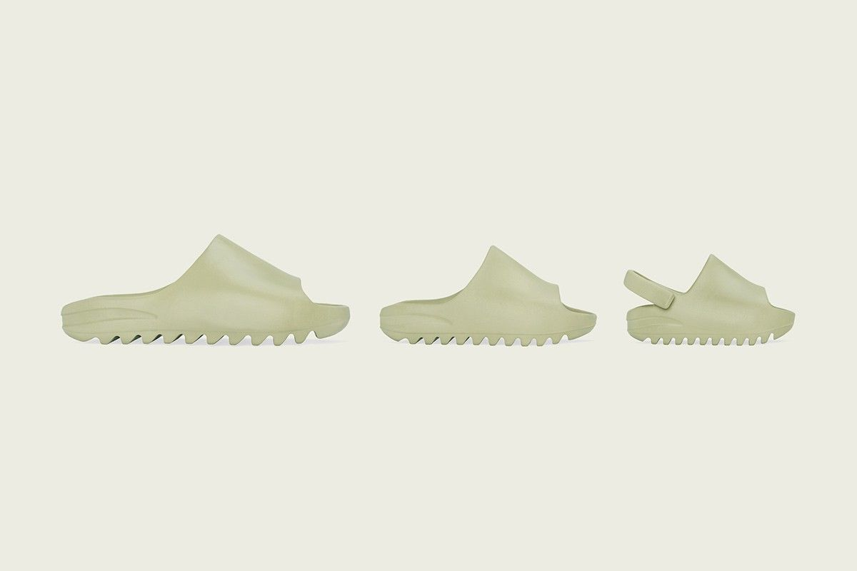 Kanye West S Adidas Yeezy Slides Are Available Today Yeezy Kanye West Adidas Originals