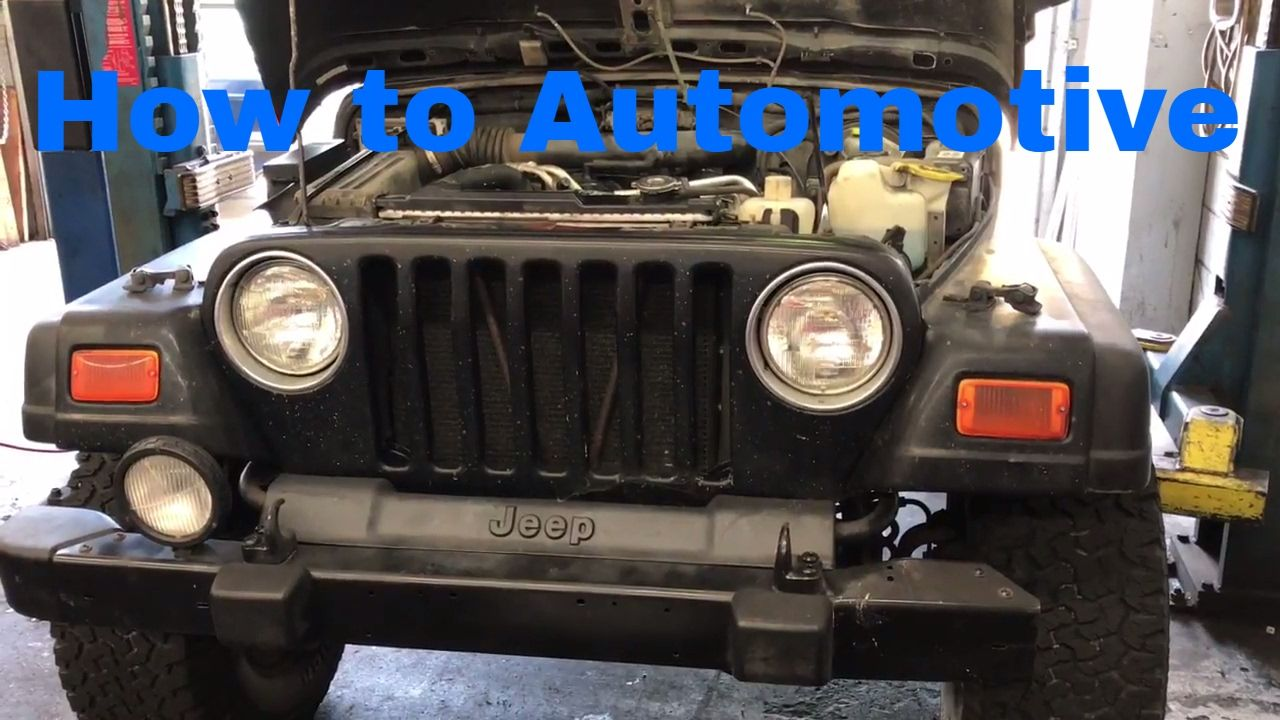 How To Replace The Power Steering Gear Box On A 1998 2007 Keep
