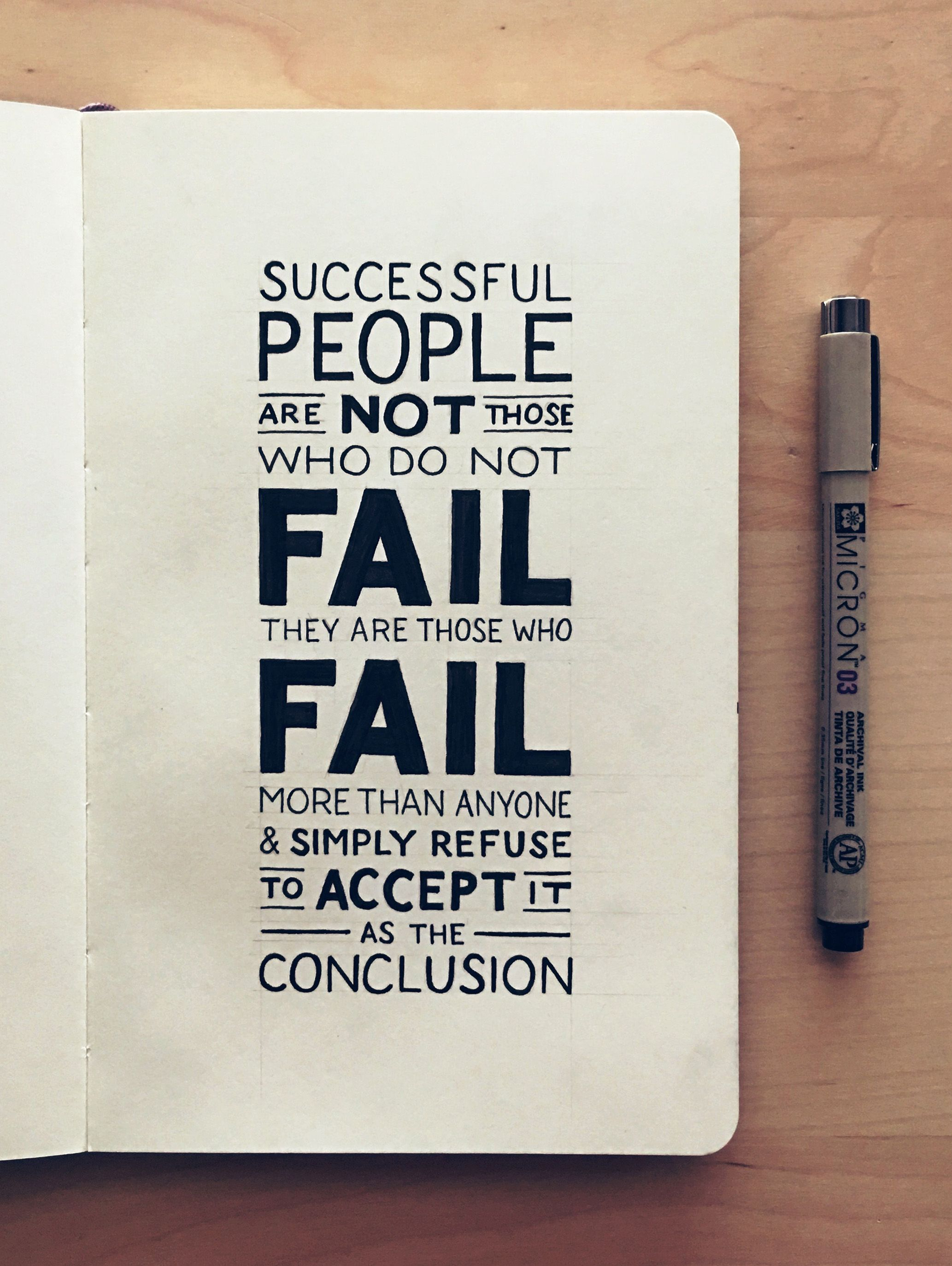 successful people are not those who do not fail dr who logs my thoughts on successful people