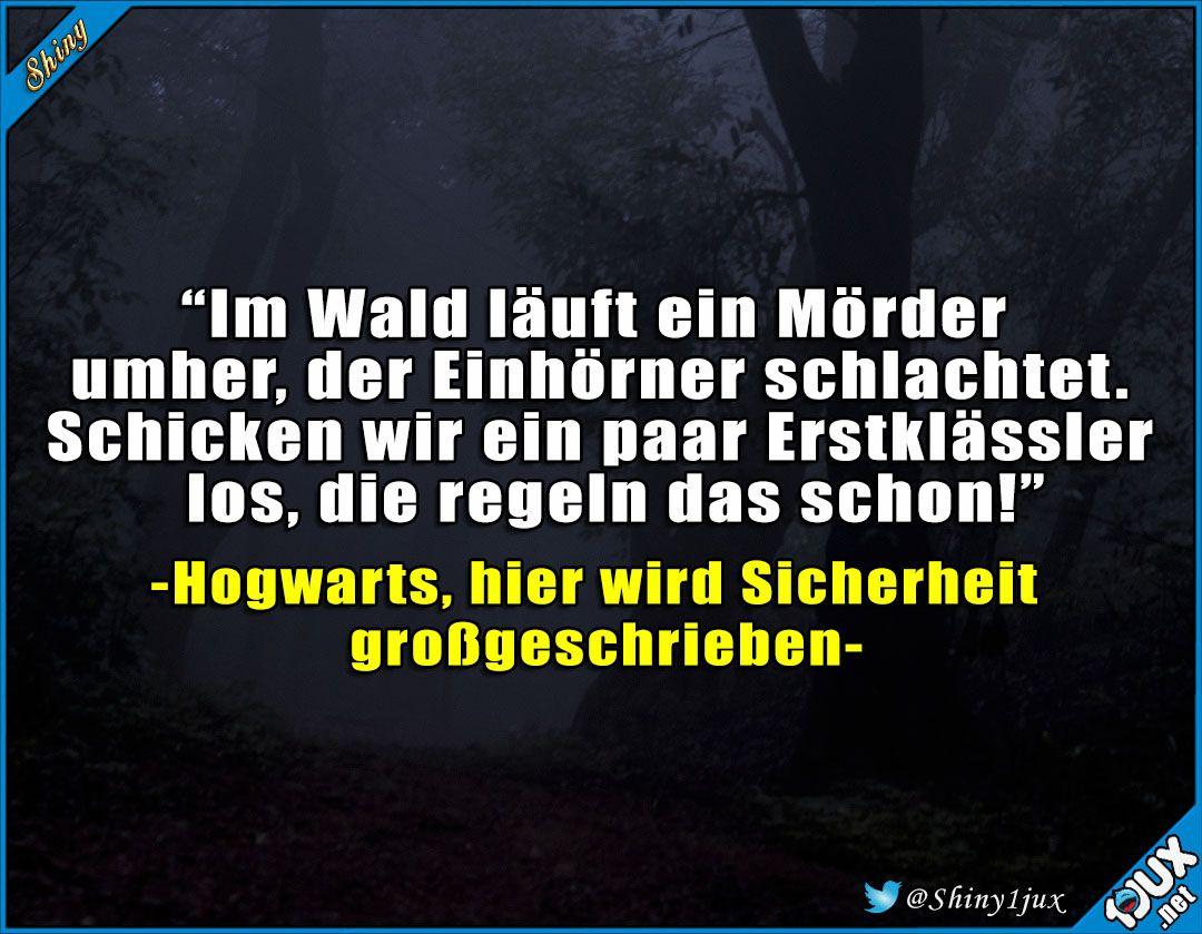 Da Regelt Man Das Eben So P Potterliebe Witz Witze Humor Lachen Spruch Lustig Witzig Harry Potter Lustig