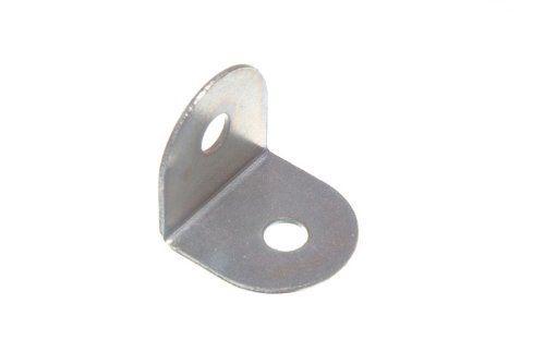 Worktop Mini Worktop Angle L Bracket 19mm X 19mm 5mm Hole Pack 48 By Onestopdiy 22 81 Angle Bracket Zinc Plating Corner Brace
